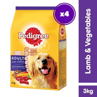 PEDIGREE Chicken & Vegetables Flavour (10kg) | Shopee Malaysia