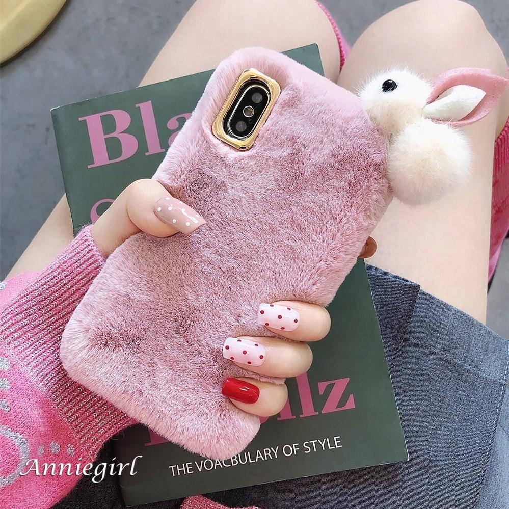 Winter Rabbit iPhone 11 case