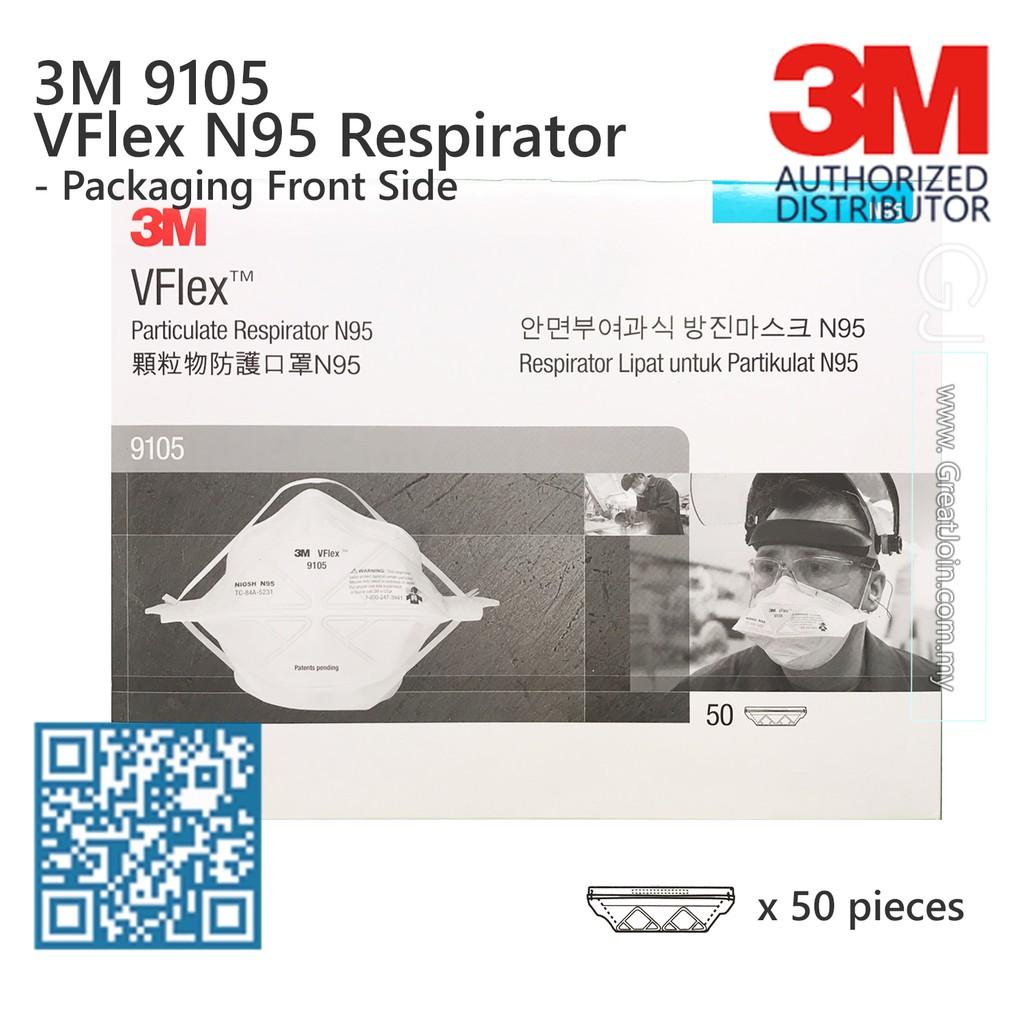 3m n95 mask 9105