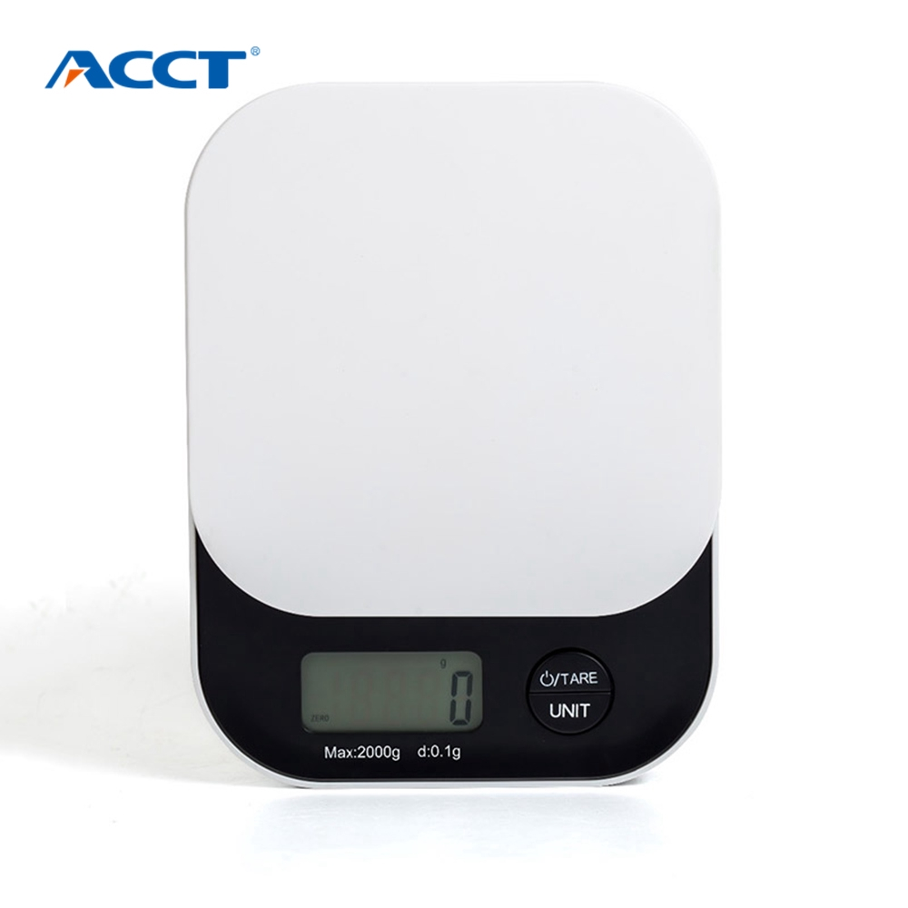Accuracy 0.1g-1g 5000g 5kg Mini Digital LCD Electronic Scales Home Kitchen UP