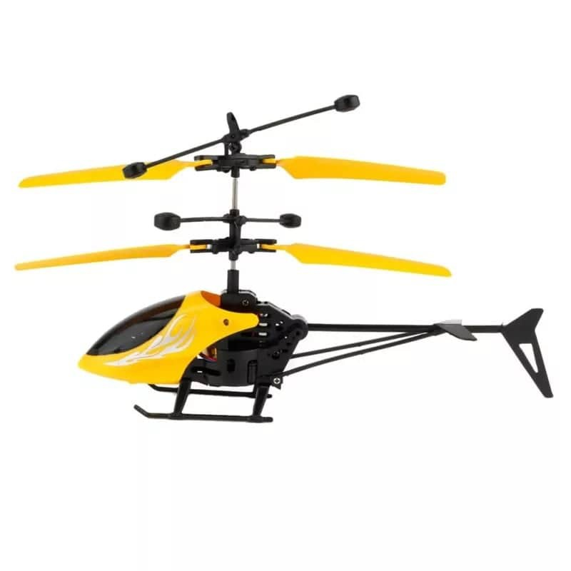 [ CRAZY SALE ]  Flying Mini RC Induction Aircraft Flashing Light Airplanes Kid Toy Plane Mainan Baby Jualan Murah Budak