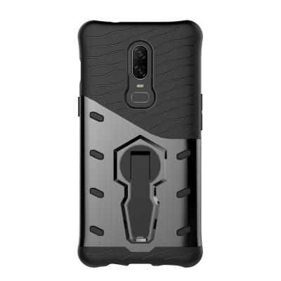 buy popular 2ec23 526bc Silicone Protective Back Cover Case for Oneplus 6 (BLACK) | Shopee ...