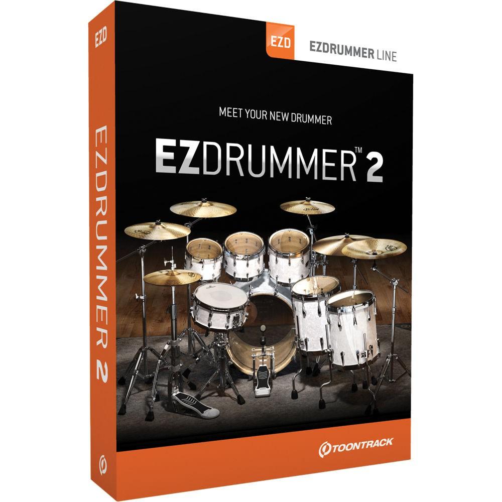 Toontrack EZdrummer 2 [EZD] Windows | Shopee Malaysia