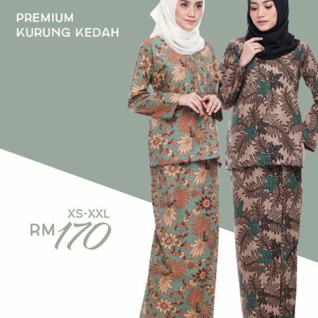 kedah batik - Muslimah Wear Prices and Promotions - Muslim Fashion Feb 2019   e9d25e51f5