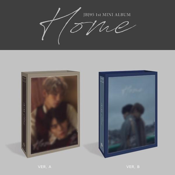 JBJ95 Mini Album Vol  1 - Home