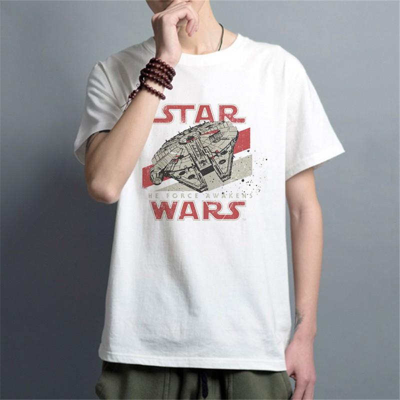 15a6456c Darth Vader Men's T Shirt Star Wars The Force Awakens VII Starwars ...