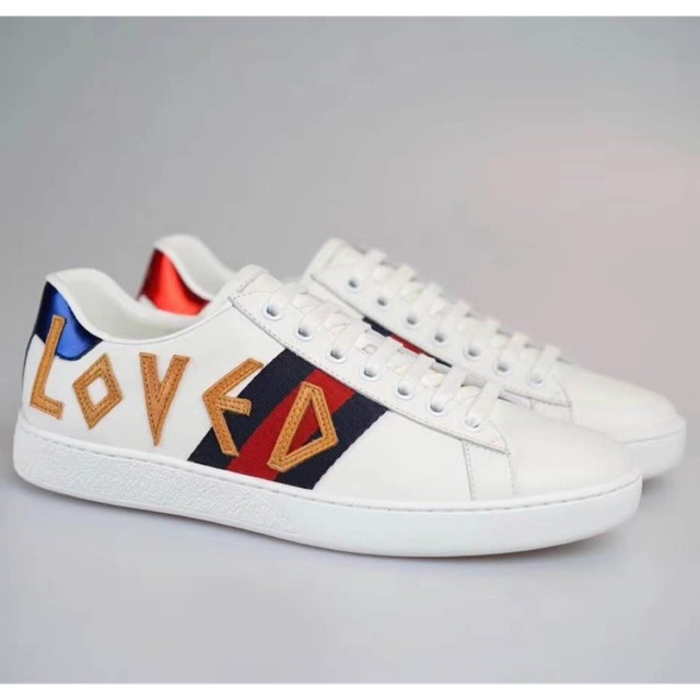 1806e2e3e ProductImage. ProductImage. Gucci Ace embroidered sneaker