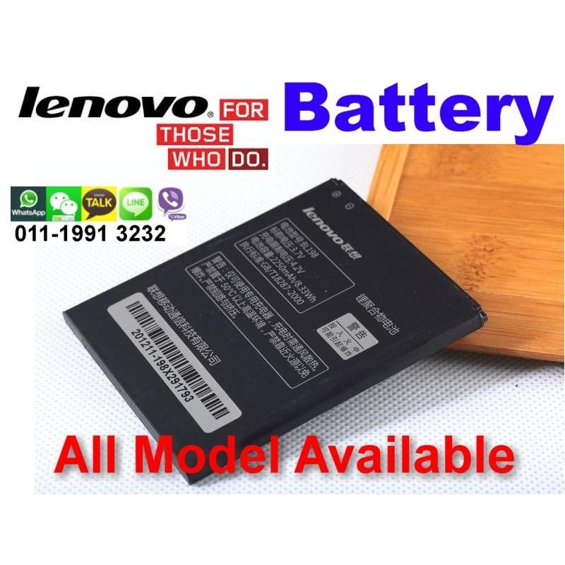 Lenovo Battery - All Model Available - Original Quality