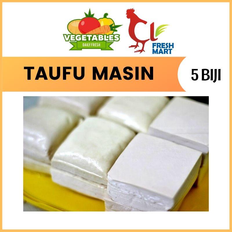 Tauhu Masin / Taufu Putih (5PCS)