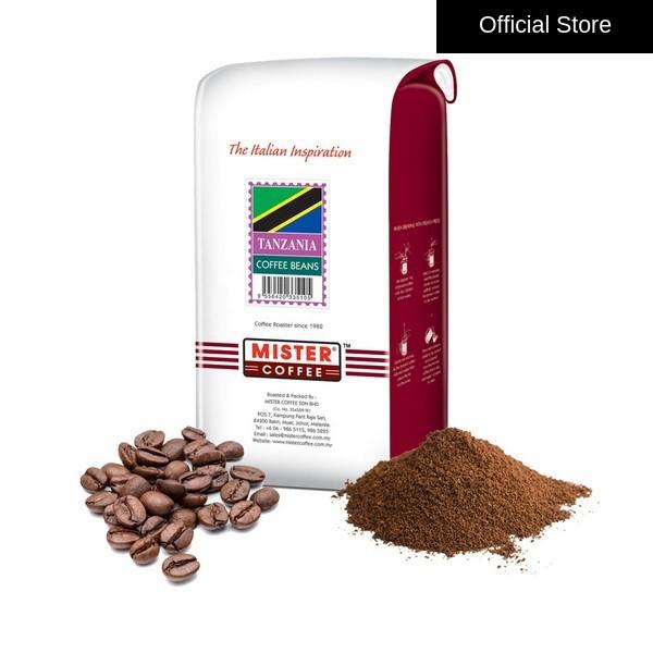 [Mister Coffee] Coffee Bean / Ground Coffee - Tanzania (500g)