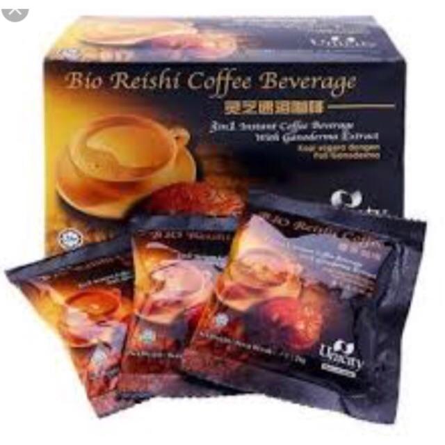 BIO REISHI COFFEE MIX  Un
