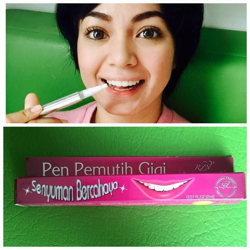 Malaysia Ready Stok Pen Pemutih Gigi Teeth Whitening Pen No Box