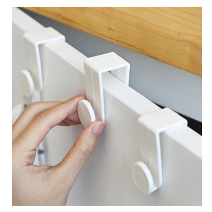 MALAYSIA: 2pcs PENGANTUNG TONG SAMPAH/ Kitchen Cabinet Bathroom Supplies Door Hook