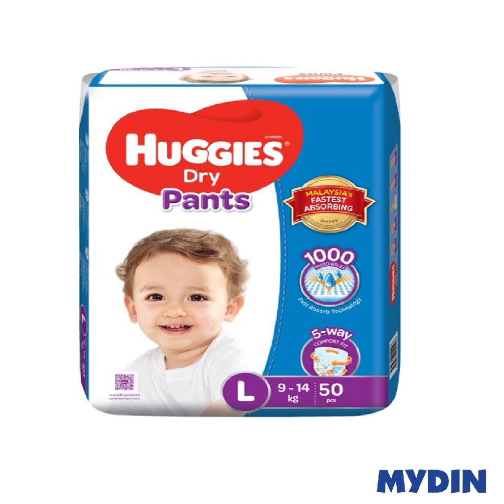 Huggies Dry Pants - L50