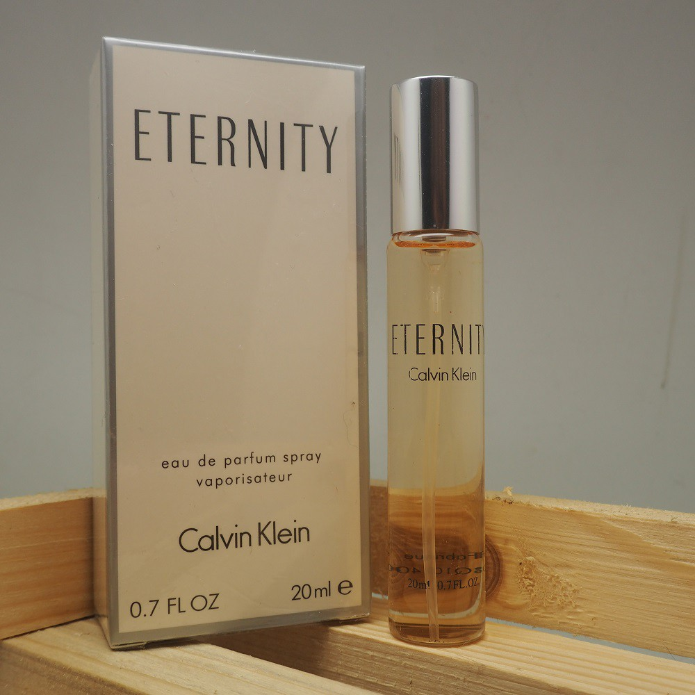 Calvin Klein Eternity 20ml For Women Miniture Shopee Malaysia