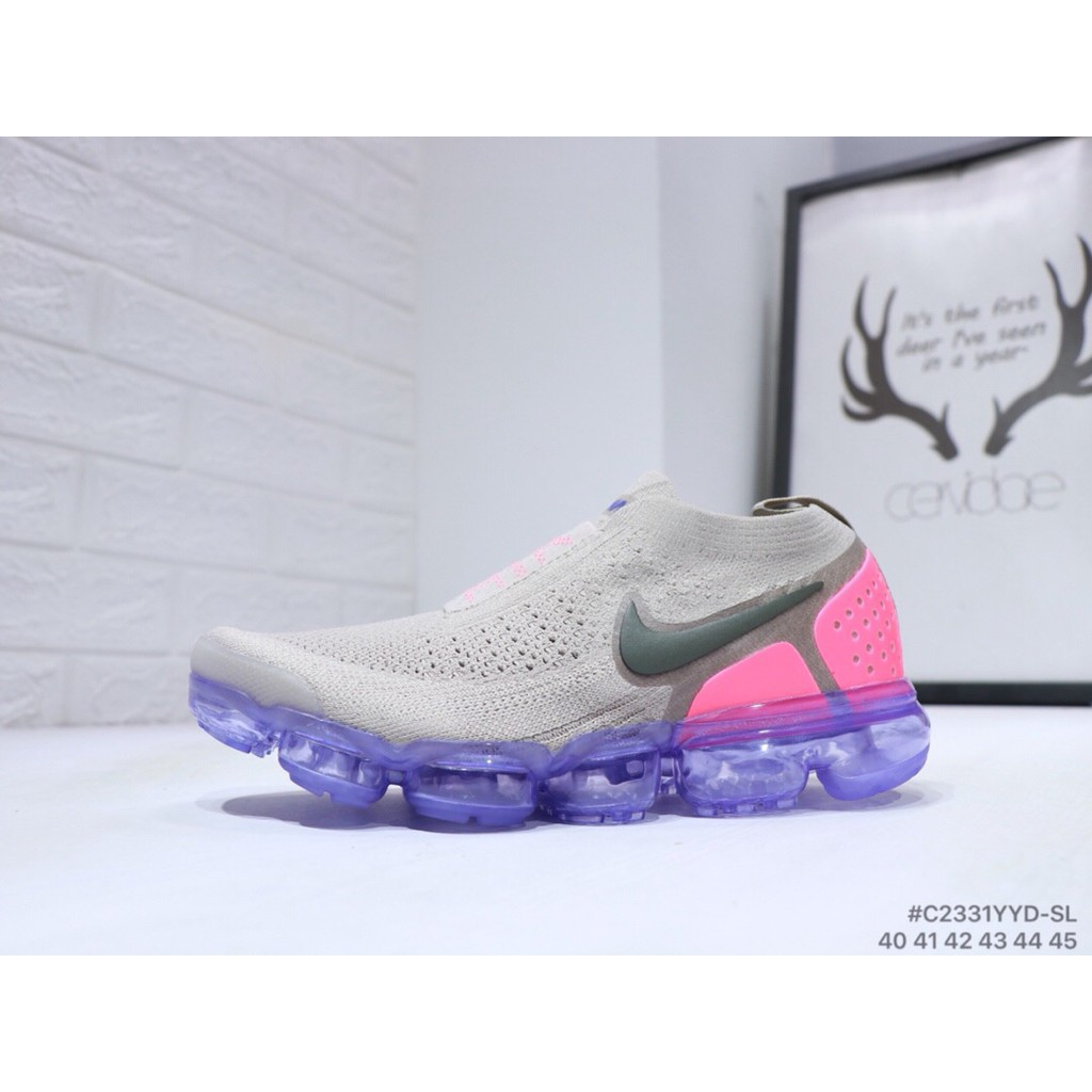 sale retailer f0582 7a0b1 FAST SHIPPING🔥NIKE Air Vapormax Flyknit 2 jogging Mens sports running  hiking purple shoes