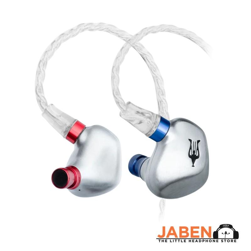 Meze Rai Solo Single Dynamic MMCX Silver Plated Cable IEM In-Ear Earphones