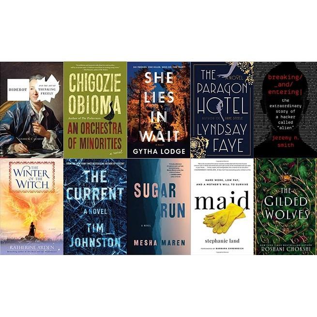 Amazon Best Books of the Month – January 2019 eBooks (Epub)