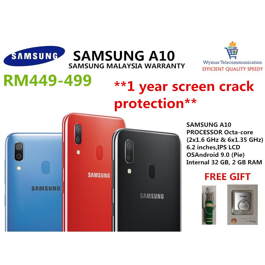 Samsung Galaxy A10 2GB 32GB