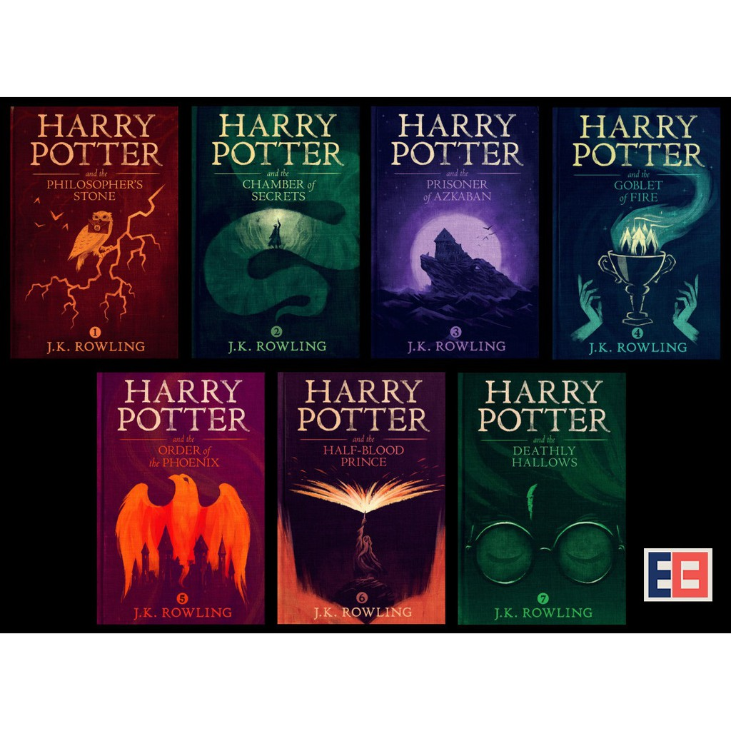 Uk Narrator New Cover Audiobook Ebook Harry Potter Complete Series Epub
