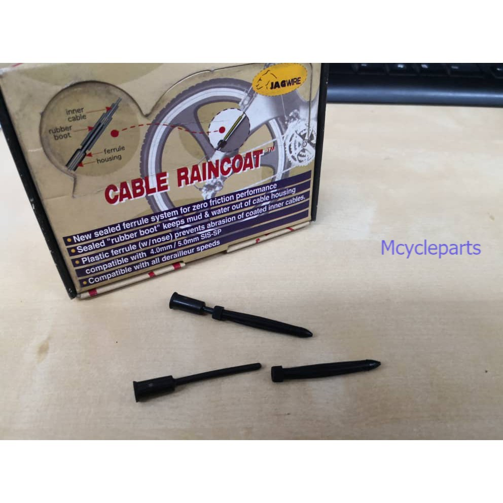 JAGWIRE CABLE RAINCOATS 5mm