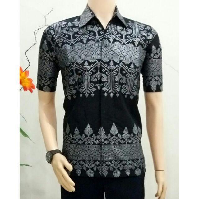kemeja batik jawa indonesia (lelaki)  fed7580bd3