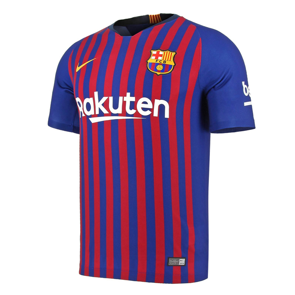 Barcelona Men Home Season 18/19 Fans Issue Jersey