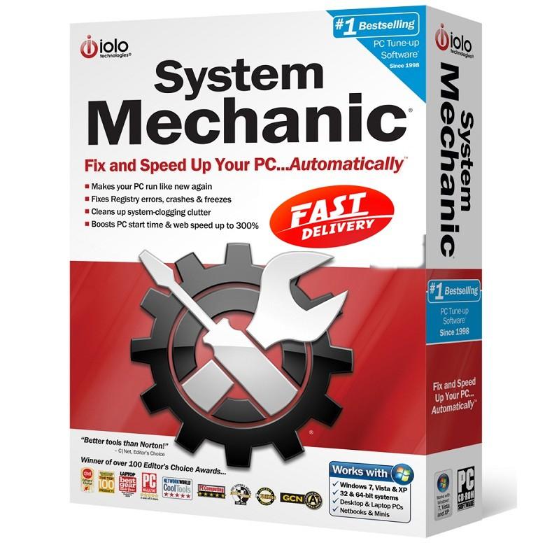 system mechanic 17.5.1