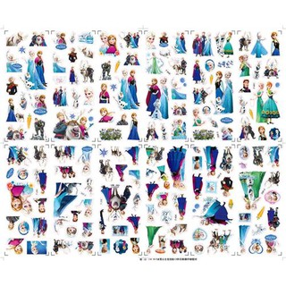 Christmas Meercats Meerkats 48 Large Sticky White Paper Stickers Labels New