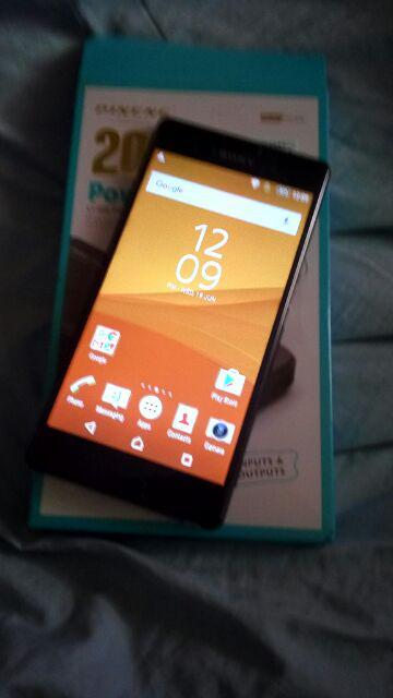 Sony Xperia Z3 3gb Ram 32gb Rom Secondhand 90 Like New Shopee