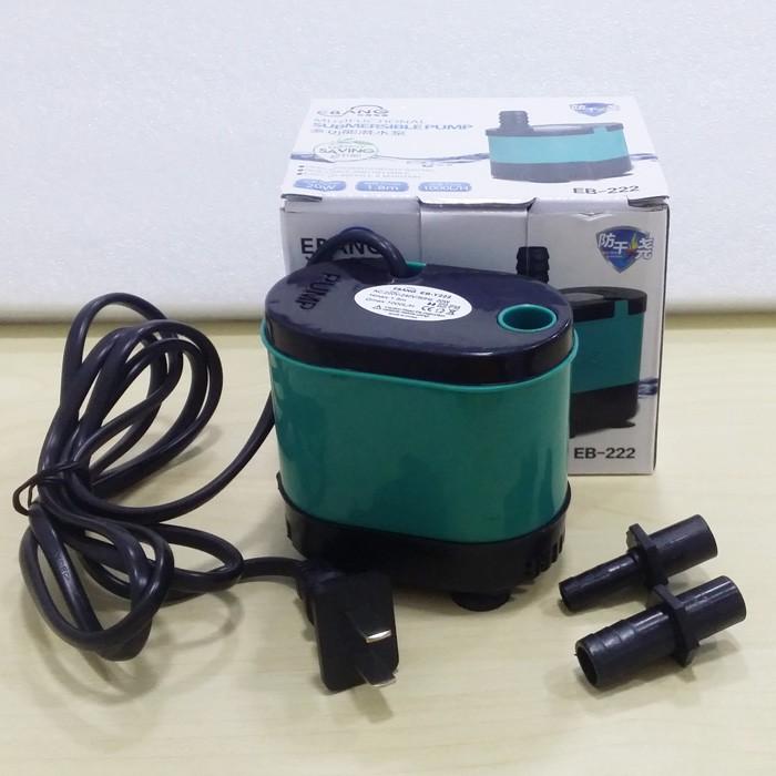 220-1200L//H Submersible Fish Water Pump Pond Aquarium Tank Waterfall Fountain J