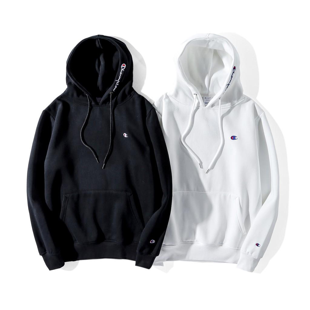 For Plus Velvet New Champion Hoodie Women Print Sweater And Men ul1TFJK3c