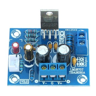 20W LM1875T Mono Channel Stereo Audio HIFI Amplifier Board