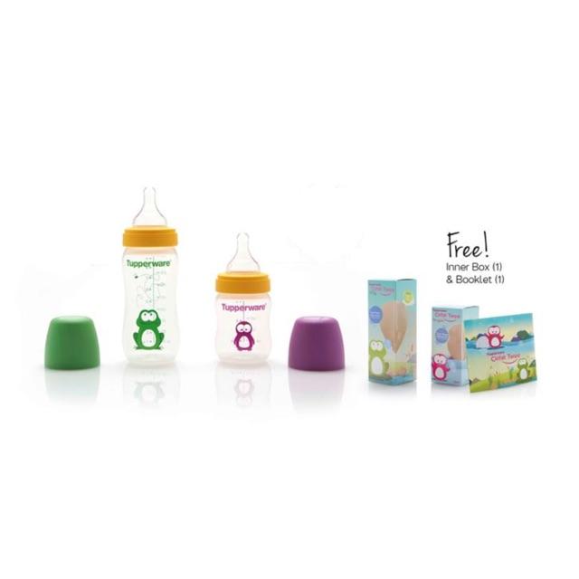 Tupperware Baby Feeding Bottle set of 2