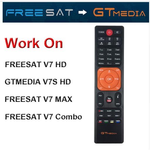 Freesat v7 remote control wifi adapter F Freesat V7 MAX wifi remote control