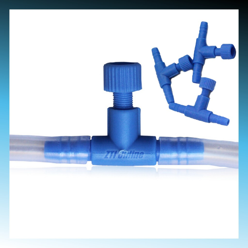 Valve Hose for Water Pumps Valve pipe from Tank Fishbowl Water Flow Control Valve for Aquarium L16//22