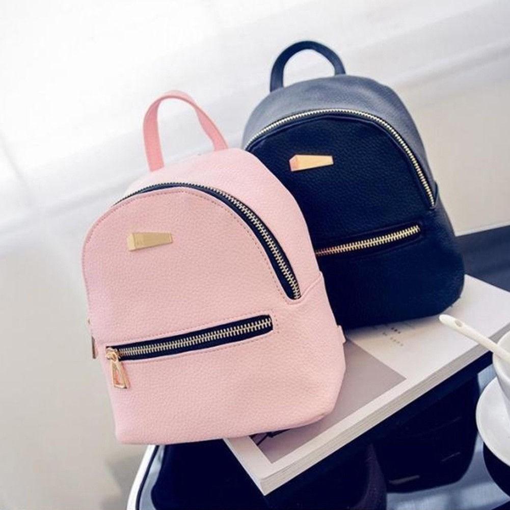 54615cb7bf25 Mini Korean Fashion Casual Ladies Backpack