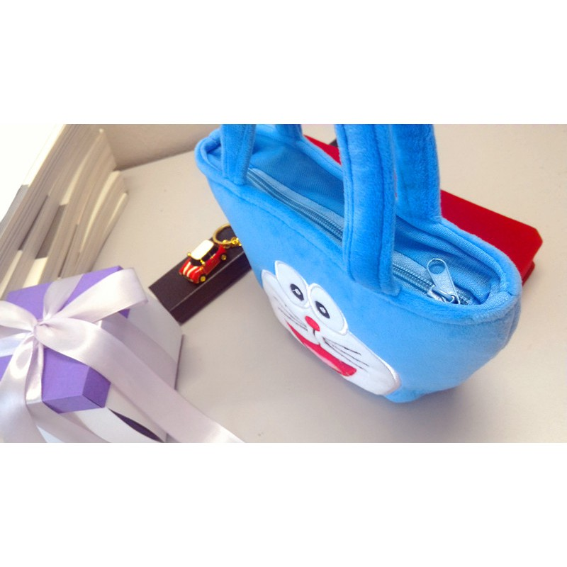 Doraemon Cute Hand Bag School Shopping Bag