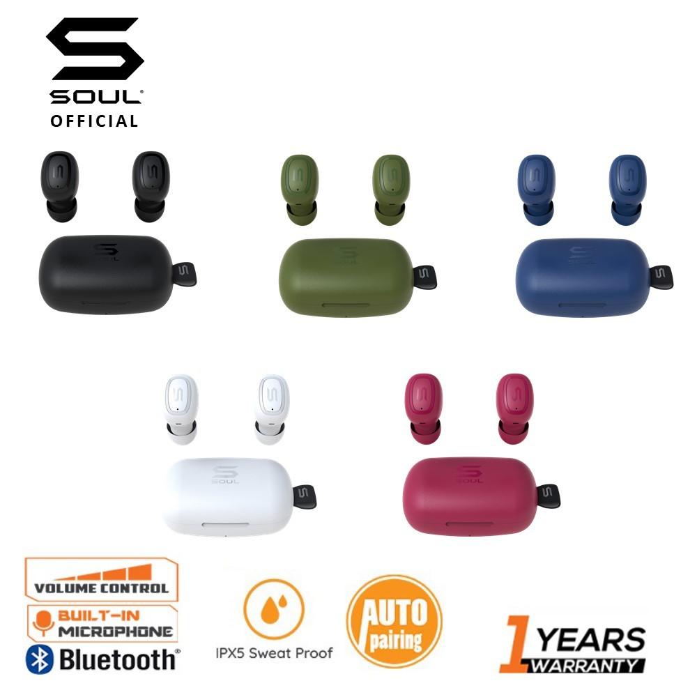 Soul Electronic S-Gear Universal True Wireless Earbuds