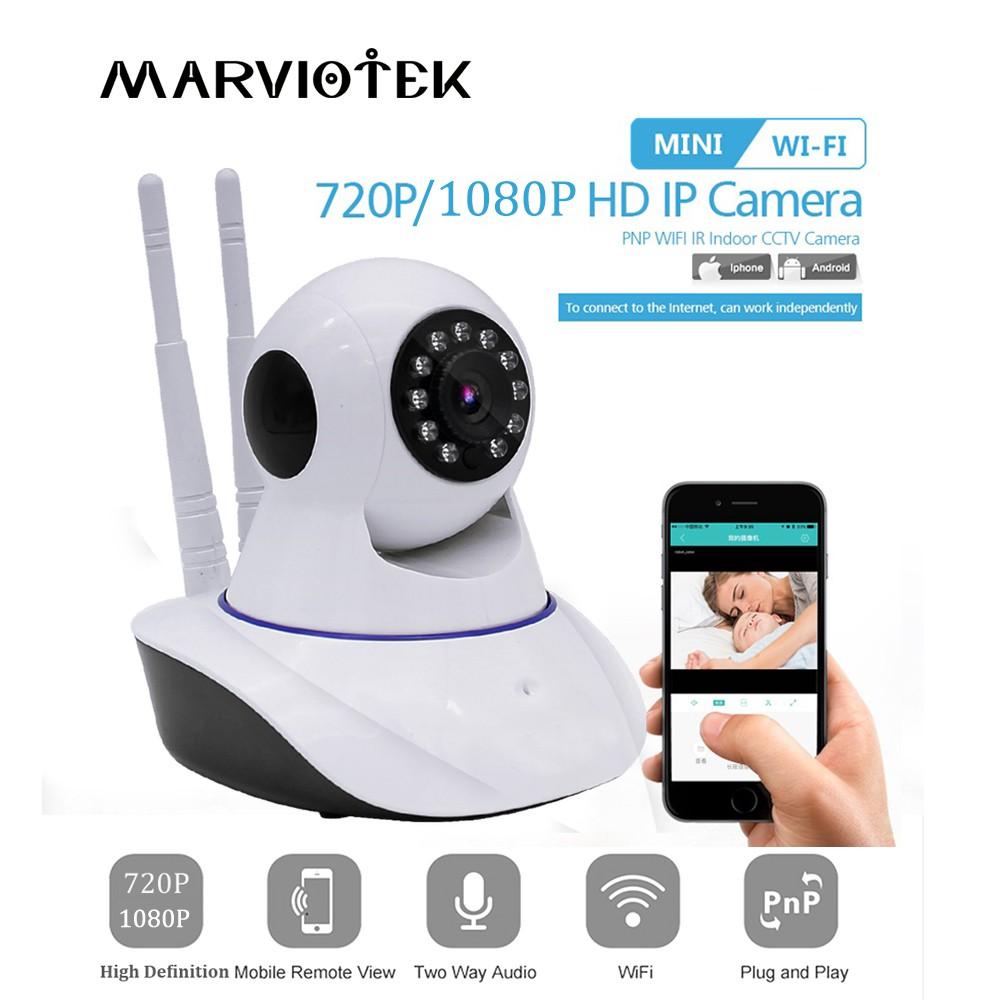 Wireless IP Camera Wifi Night Vision Home Surveillance Monitor Phone Control
