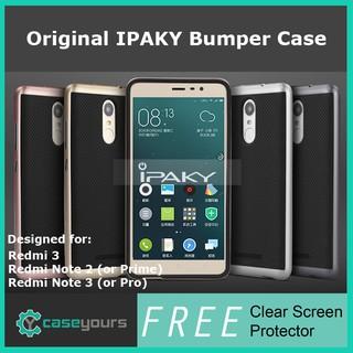 ... ⚡️IPAKY🔥 Xiaomi Redmi Note 3 Pro Hybrid Bumper Back Case Casing Cover. like: 9