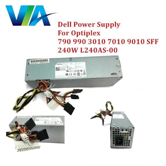 Dell Optiplex SFF 790 990 3010 7010 9010 240W PSU L240AS-00