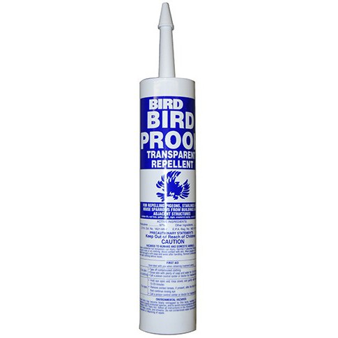 Pest Control Bird-X Bird Repellent Gel 10 oz