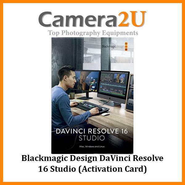 Davinci Resolve 16 Studio