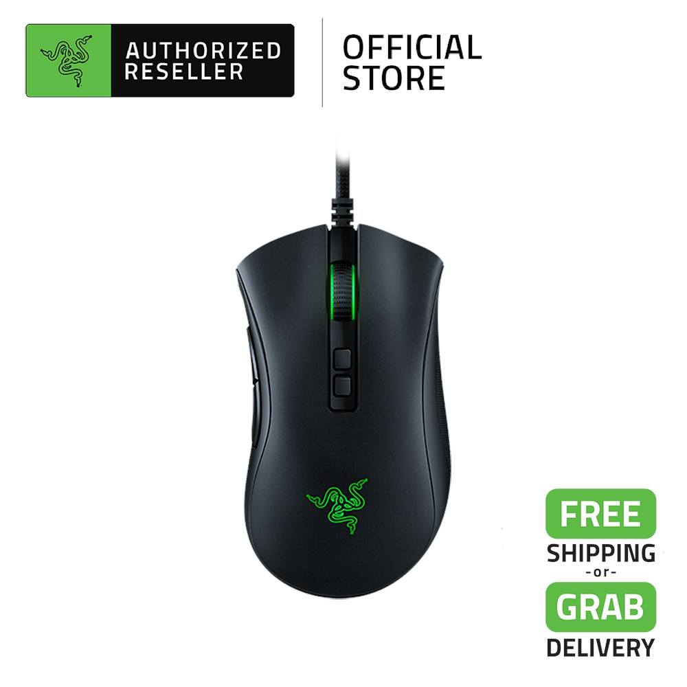Razer DeathAdder V2 Wired Gaming Mouse with Best-in-Class Ergonomics