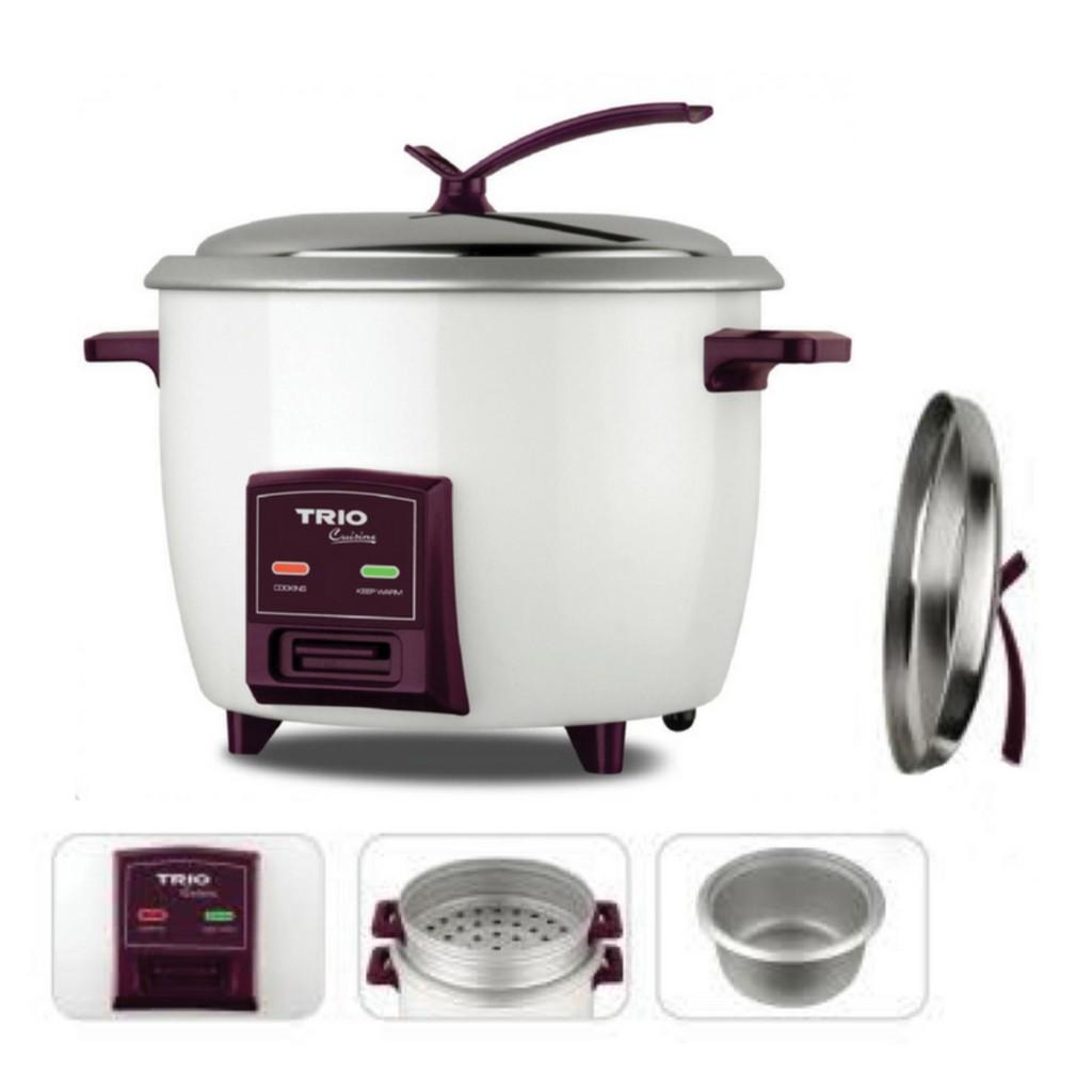 Trio Rice Cooker TRC-1003/TRC-1803/TRC-2803