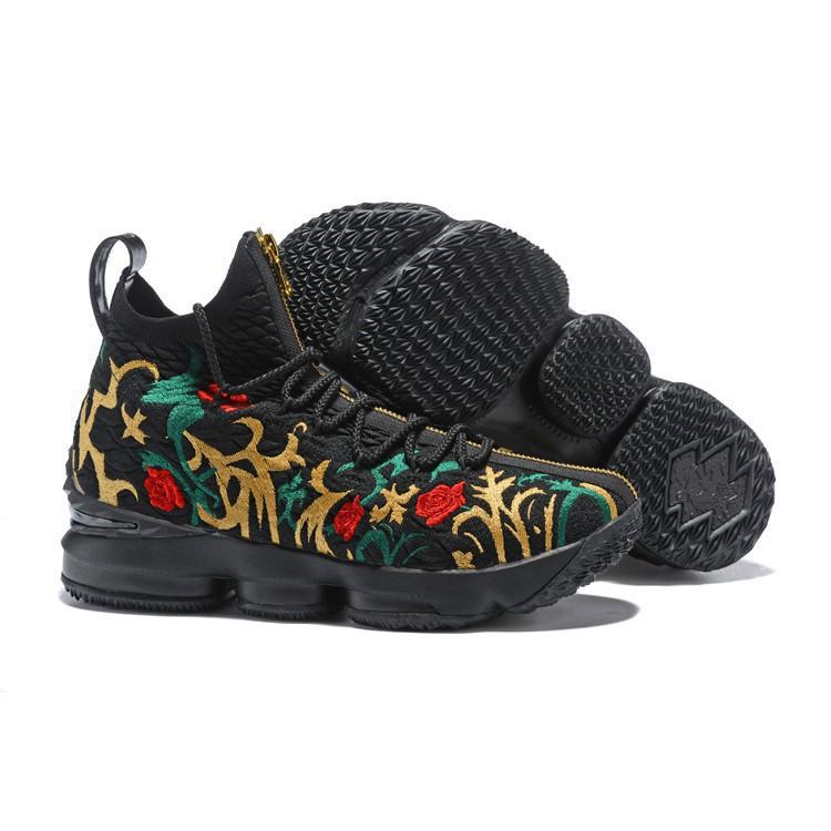 finest selection b3498 5cd46 Nike Men LeBron XV 15 James LeBron EP New Heights basketball