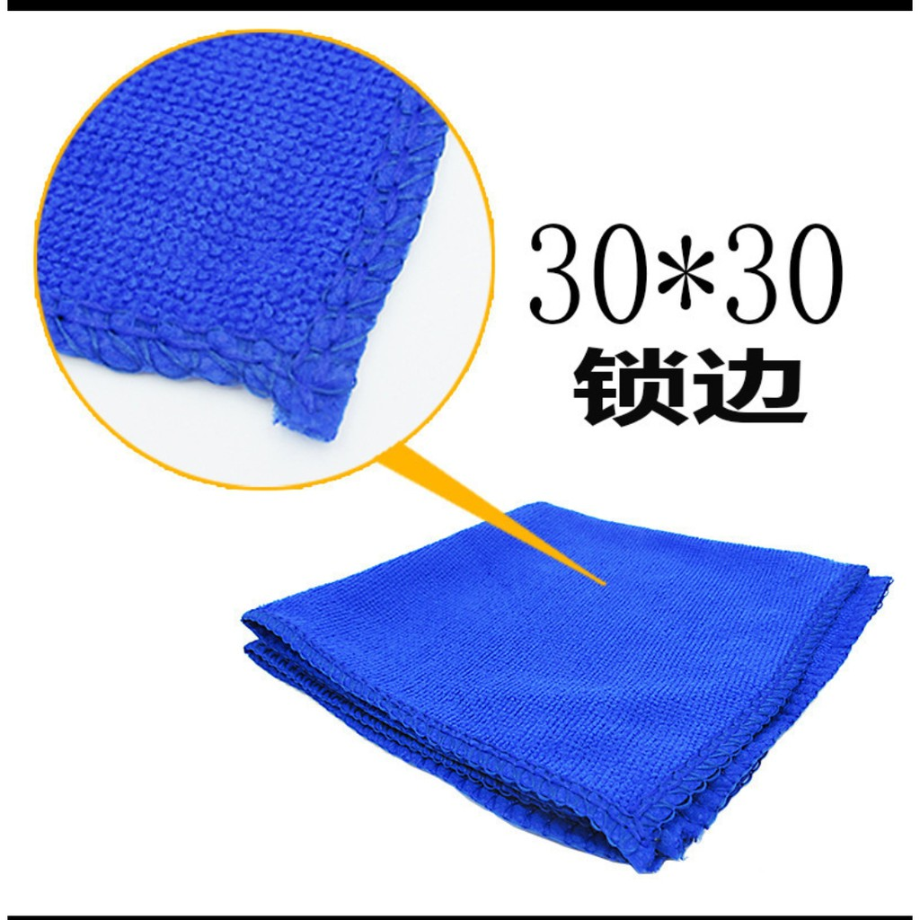 Car clean towel microfiber wash polished water absorbing towel  Microfibre Cleaning Soft Cloth Washing Cloth Towel