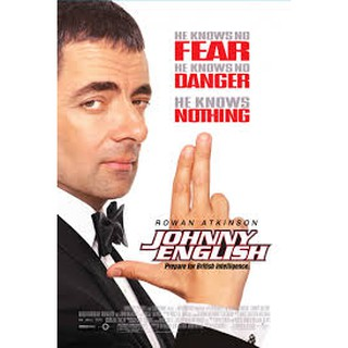 Movie Johnny English Collections Shopee Malaysia