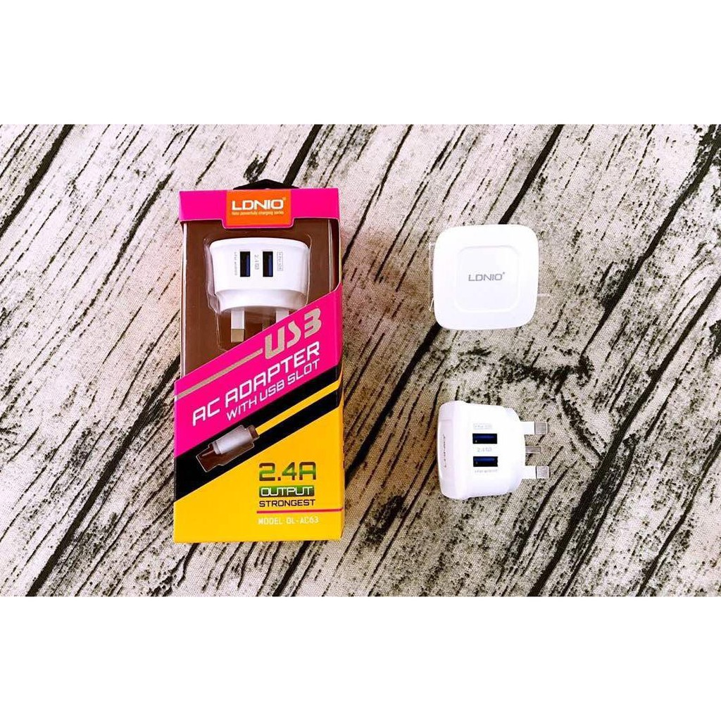 (Shopee Big Sale) Charger 2A